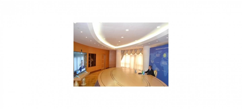 ТУРКМЕНИСТАН ПРИВЕРЖЕН РАСШИРЕНИЮ ВЗАИМОДЕЙСТВИЯ С УВКБ ООН