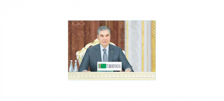 PRESIDENT GURBANGULY BERDIMUHAMEDOV TOOK PART IN THE SUMMIT OF THE SHANGHAI COOPERATION ORGANIZATION